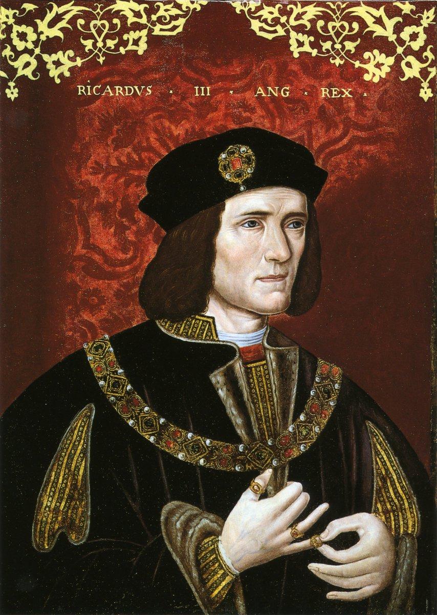 リチャード3世の最期は1485年のボズワースの戦いだった。状況はリチャード3世側不利に傾いていたが、彼は...