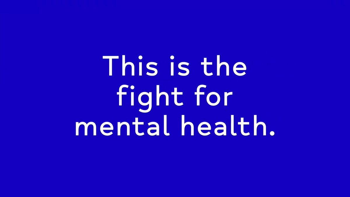 Image for the Tweet beginning: This Mental Health Awareness Week