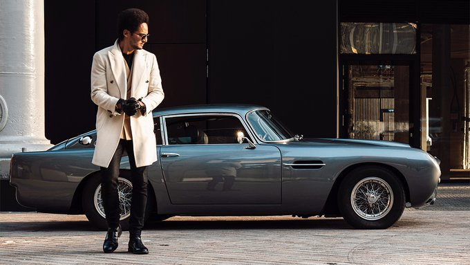 May's #AstonMartinLive showcases the incomparable…