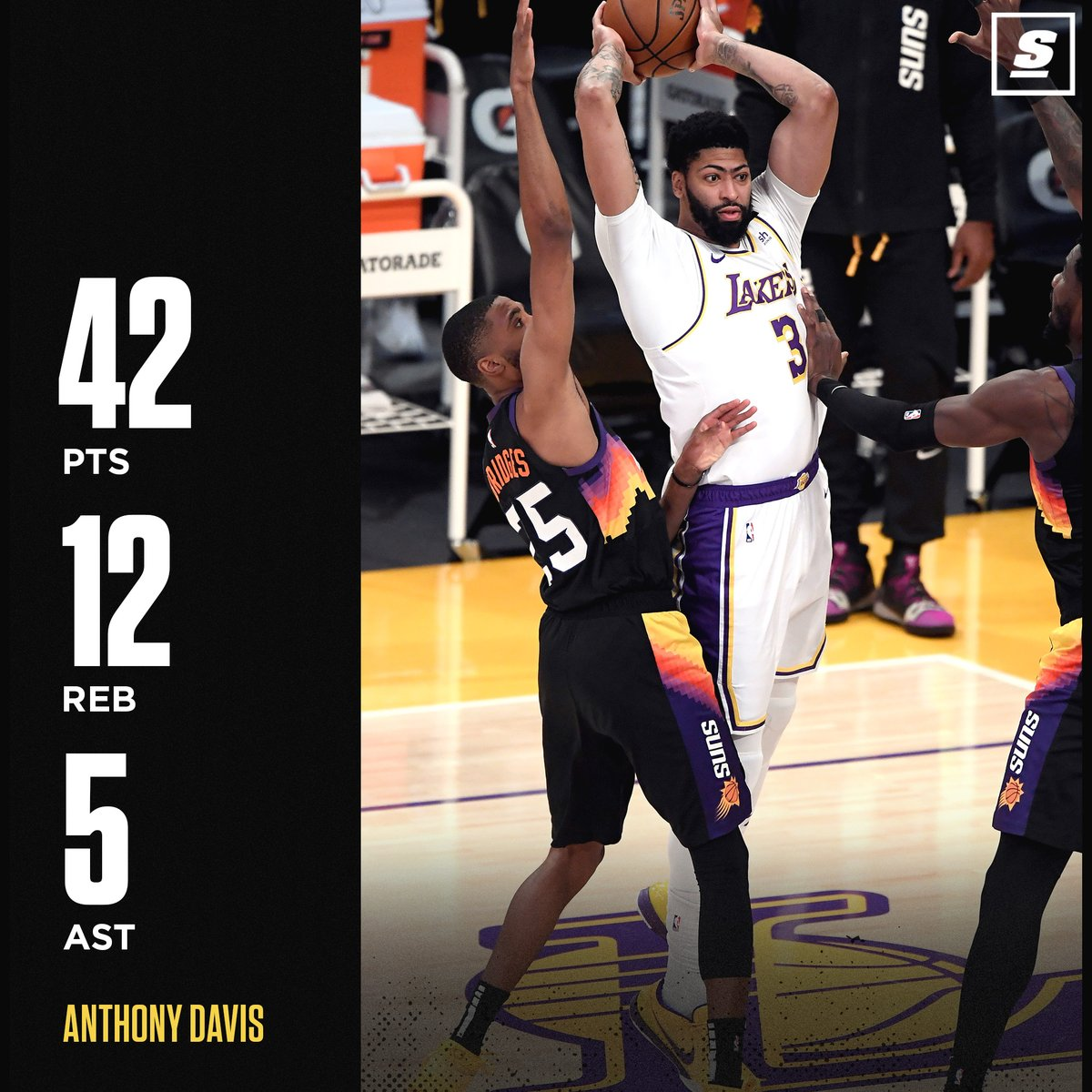 @theScore's photo on Lakers