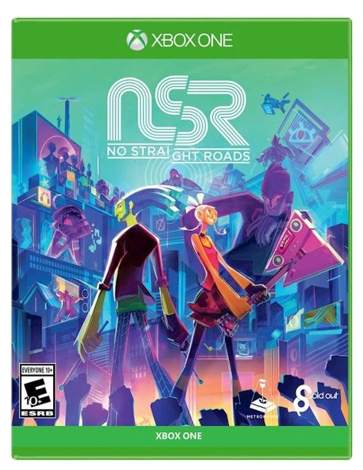 No Straight Roads (PS4/X1) $14.99 via Best Buy. 2