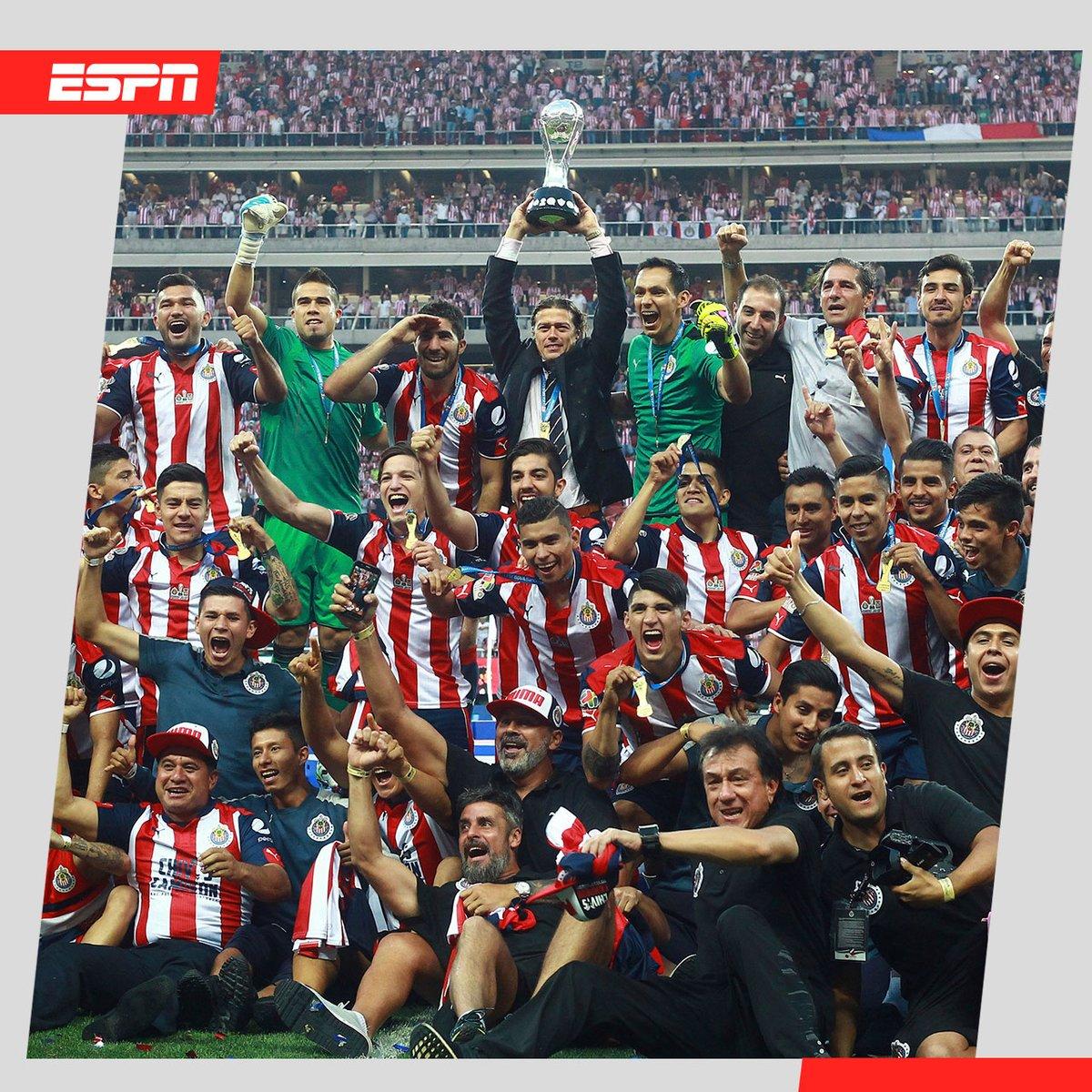 @ESPNmx's photo on Chivas