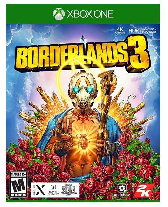 Borderlands 3 & Steelbook (PS4/X1/X/PS5) $9.99 via Best Buy. 2