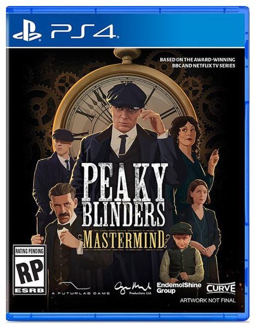 Peaky Blinders: Mastermind (PS4/X1) $14.99 via Best Buy. 2