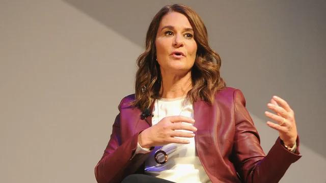 @thehill's photo on Melinda Gates