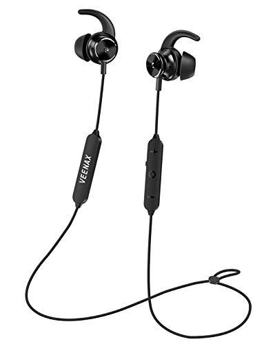 2 VEENAX Headphones in Ear Earphones with Mircrophone