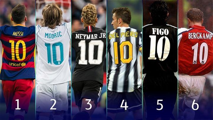🗓️ Día 🔟  Un 𝙙𝙤𝙧𝙨𝙖𝙡 emblemático para el fútbol ... ¿Tu favorito? 🤔  #UCL https://t.co/HBw1CDt33c