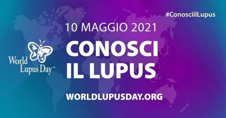 Il 10 maggio è la Giornata Mondiale del Lupus. La dedichiamo ai pazienti, con il Gruppo LES Italiano, per dar voce alle storie di chi lotta a questa patologia. @GruppoLes #WorldLupusDay #MyLupusStory https://t.co/HWmKMIzLgt