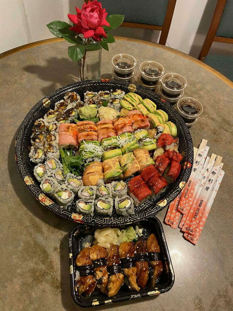 [I Ate] Various Sushi Rolls #viral #trending #foodie #foodblogger #foodphotography #ff #tbt #ico https://t.co/6ynOAoKV5T