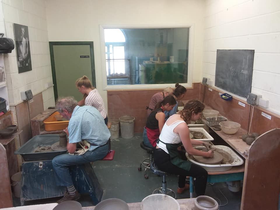 POTTERY CLASS The Potter Man Studio is reopening on the 17th of May. For further infomashin on pottery class  -  https://t.co/ryfRD5v1wA  #art #pottery #Yorkshire https://t.co/3jNbwsaAzT