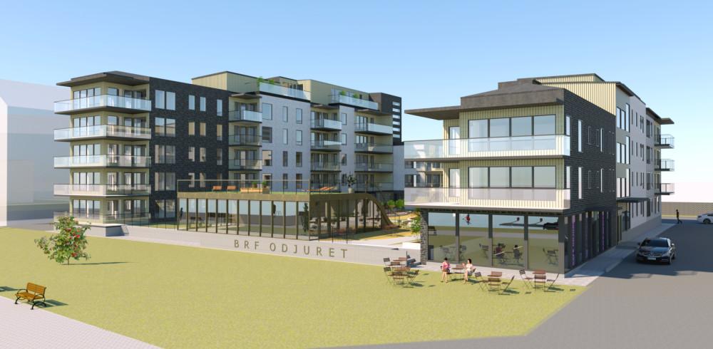 HSB vinner markanvisning för bostäder på Storsjö Strand i Östersund https://t.co/hwq4EVHfkO https://t.co/AKzFDYno5J