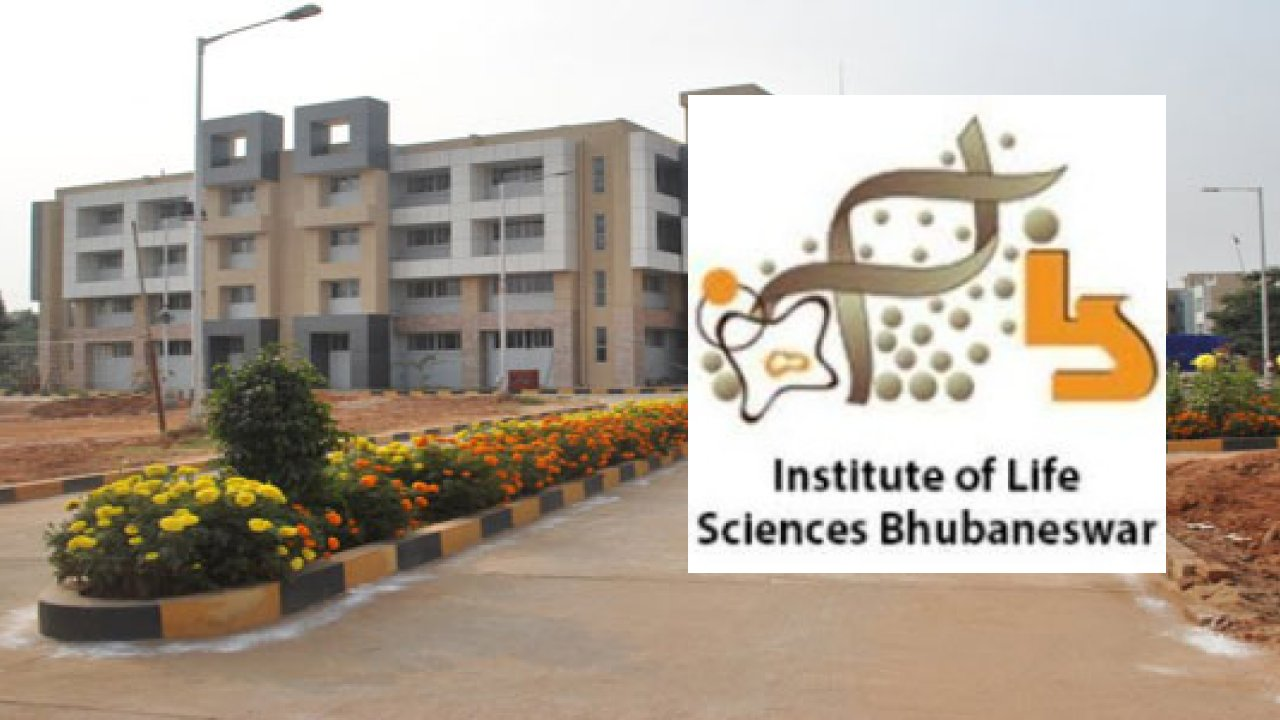 Research Associate-I Position at ILS, Institute of Life Sciences, Bhubaneswar