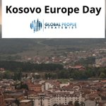 Image for the Tweet beginning: #Kosovo observes Europe Day on