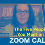 Image for the Tweet beginning: The Five People You Meet