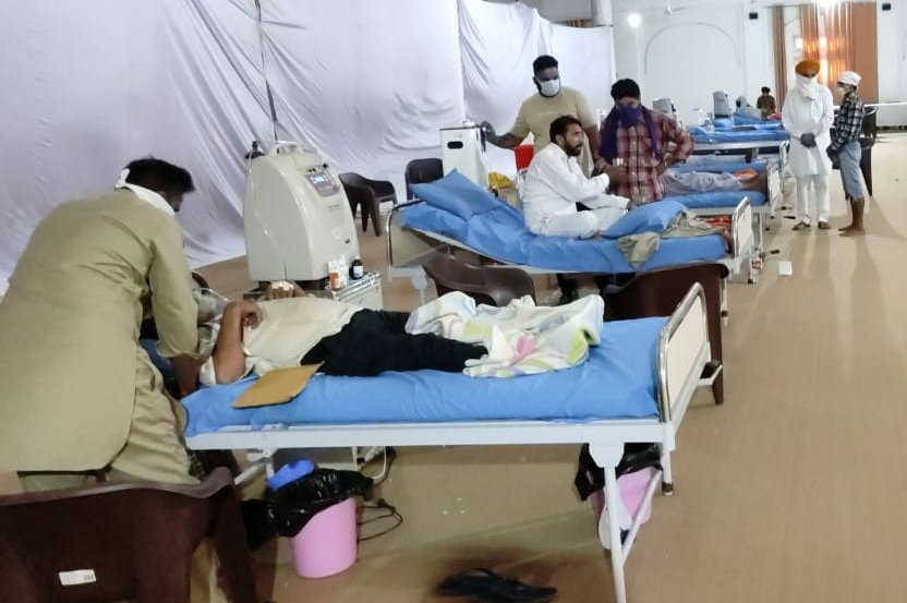 While Punjab is combating second wave of coronavirus, Shiromani Akali Dal-led by Sukhbir Singh Badal started micro-Covid facility.