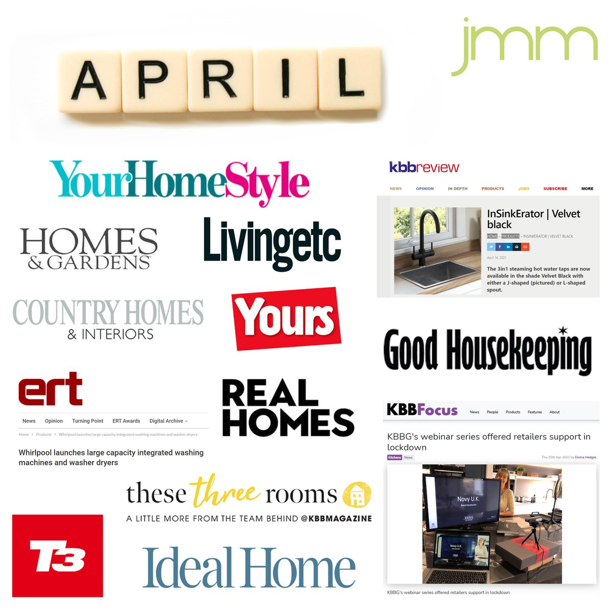 test Twitter Media - April was a busy month! We secured some great coverage for our clients.  Are you looking to increase your brand awareness through PR, Social Media or Influencer Marketing?  Get in touch to find out how we can help😀 contact@jmmpr.co.uk  #pragency #socialmedia #influencermarketing https://t.co/WZfk43zCri