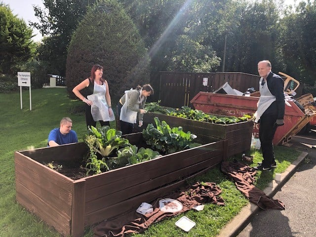 Today marks the start of #mentalhealthawarenessweek with @LancsMind's theme this year being all about nature! #NatureinMind We love our gardening club, playing sports outside and going out for walks because it gives us such a boost! What's your favourite thing about nature?
