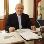 Image for the Tweet beginning: Miguel Lifschitz murió ayer tras