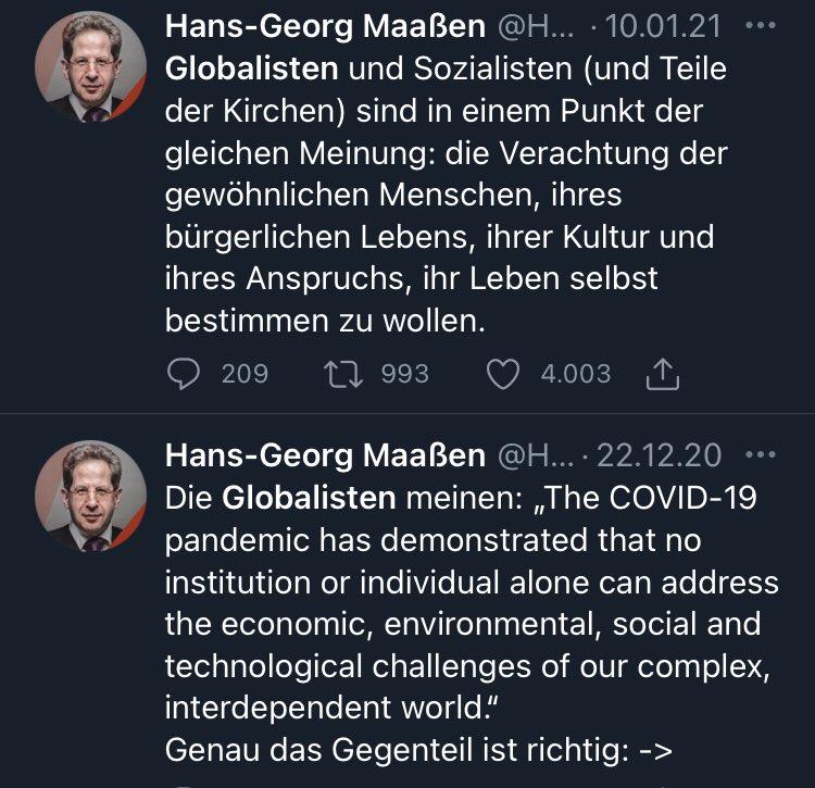 Guck mal @ArminLaschet, die Konrad-Adenauer-Stiftung ist sich recht sicher wie die von #Maassen verwendeten Sprachcodes einzuordnen sind.   #Antisemitismus