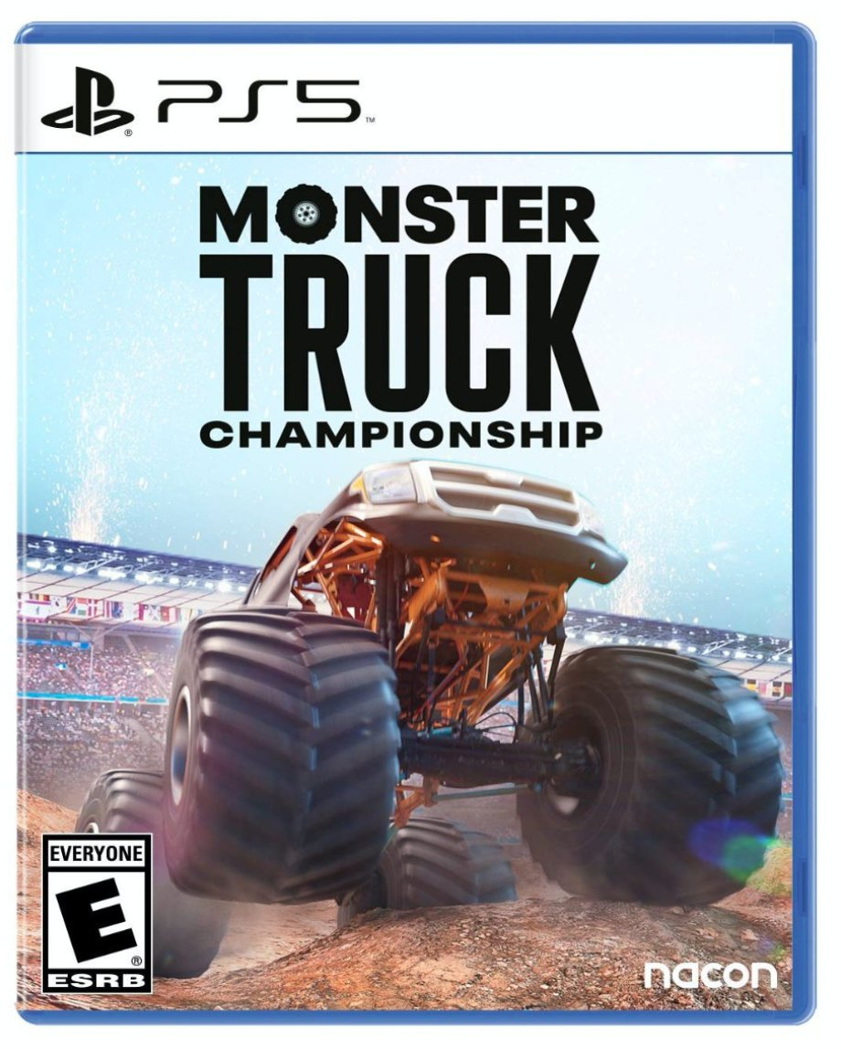 Monster Truck Championship PS5 Was $39.99 Now $25.83  Amazon USA