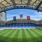 Image for the Tweet beginning: Batumi Stadium looking👌🔥 this weekend