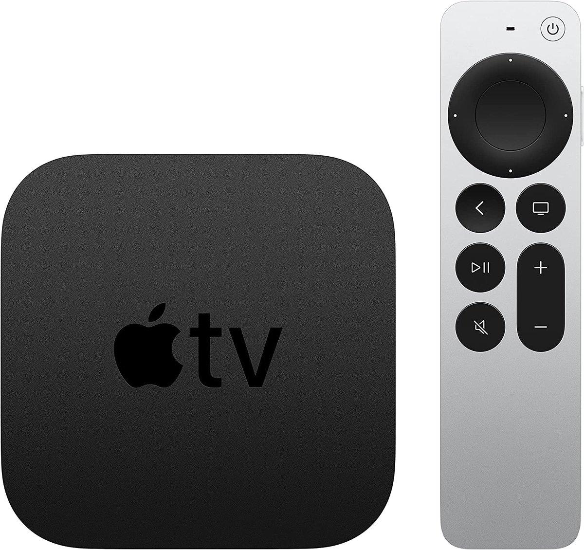 2021 Apple TV 4K (32GB)    2