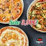 Image for the Tweet beginning: ¡Hoy es día de #pizza