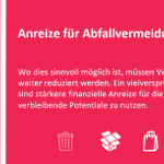 Image for the Tweet beginning: Botschaft #2: Übergroße Verpackungen sind
