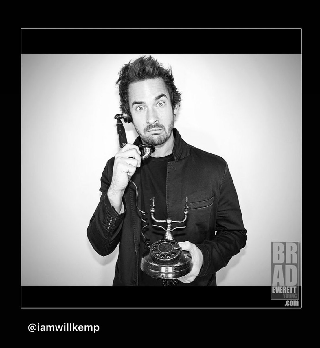@IamWillKemp's photo on Hello Monday