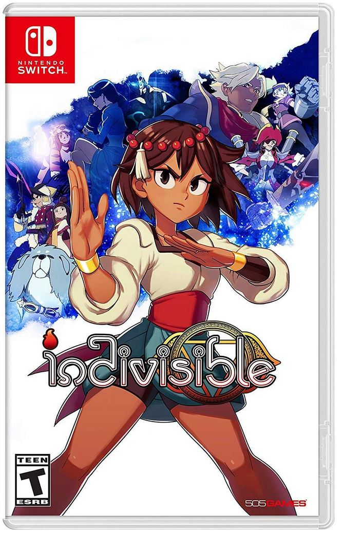 Indivisible (S) $26 via Amazon (Prime Eligible). 2