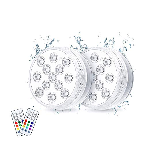 60% off Submersible LED LightsUse promo code: AHCI6UYJWorks on all options 2