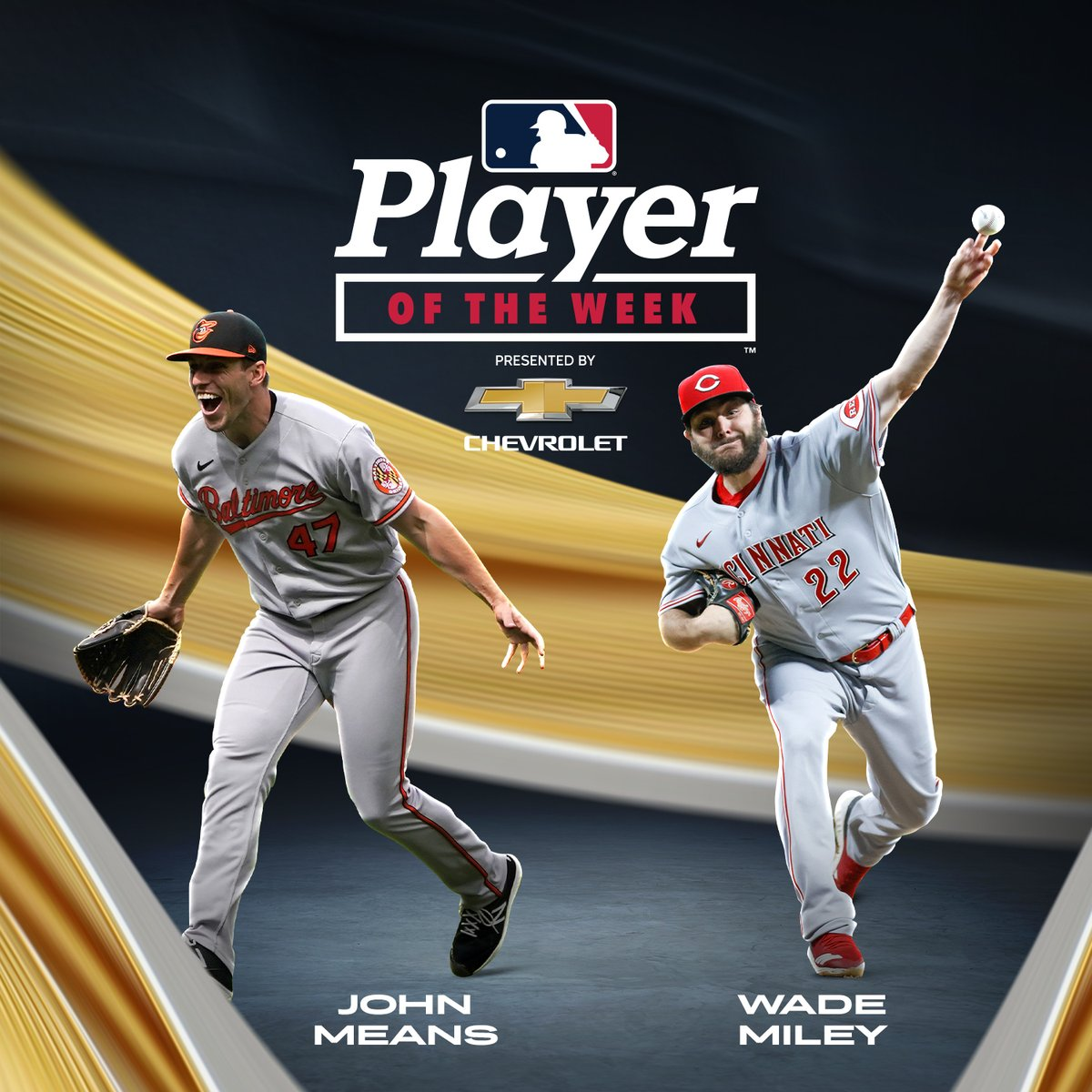@MLB's photo on Player of the Week
