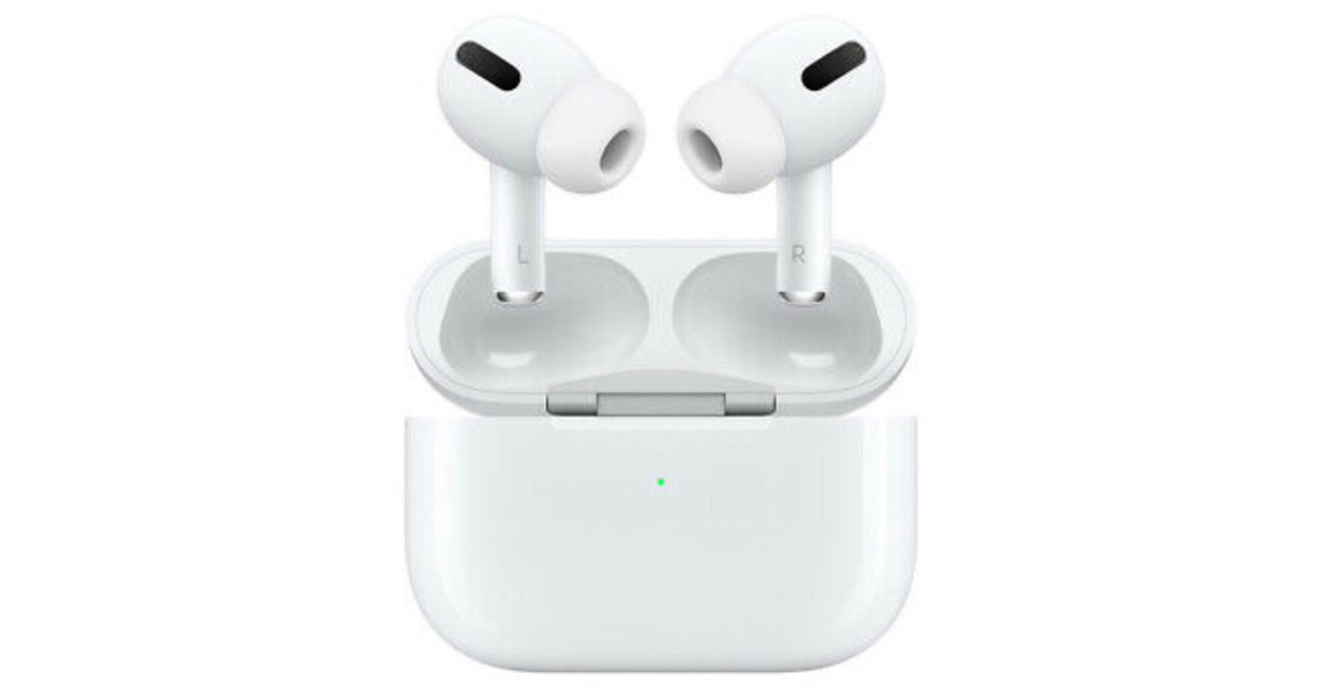 Apple AirPods Pro with Charging Case $194.95   Deals