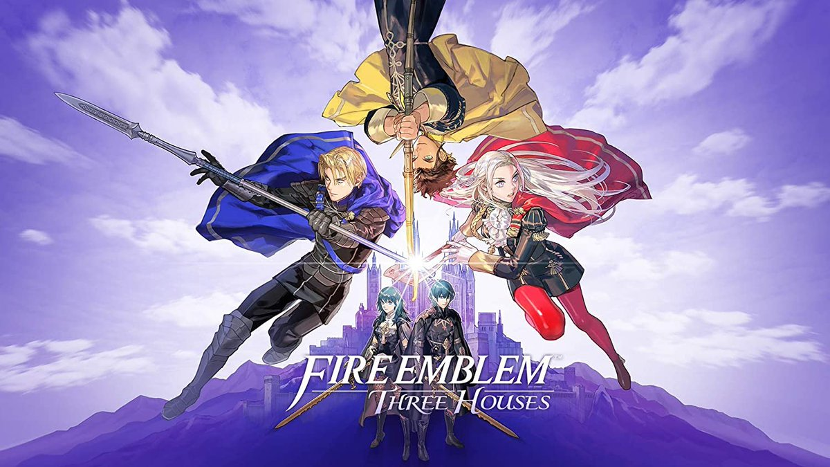 Fire Emblem: Three Houses (Switch) [Digital] is $20 off on Amazon: 2  $39.99 great game