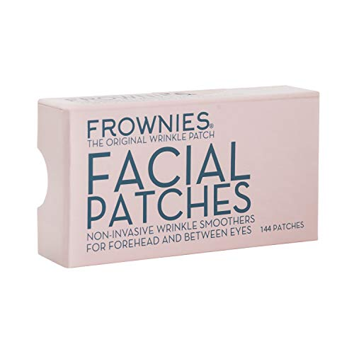 2 Frownies Forehead & Between Eyes, 144 Patches