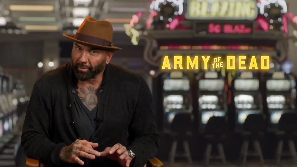 @comingsoonnet's photo on Dave Bautista