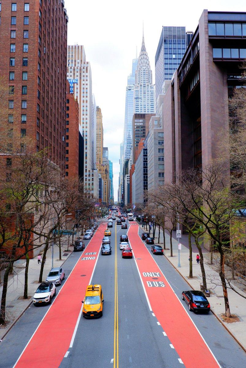 Das Chrysler Building und die 42nd Street bewundern! #NYC