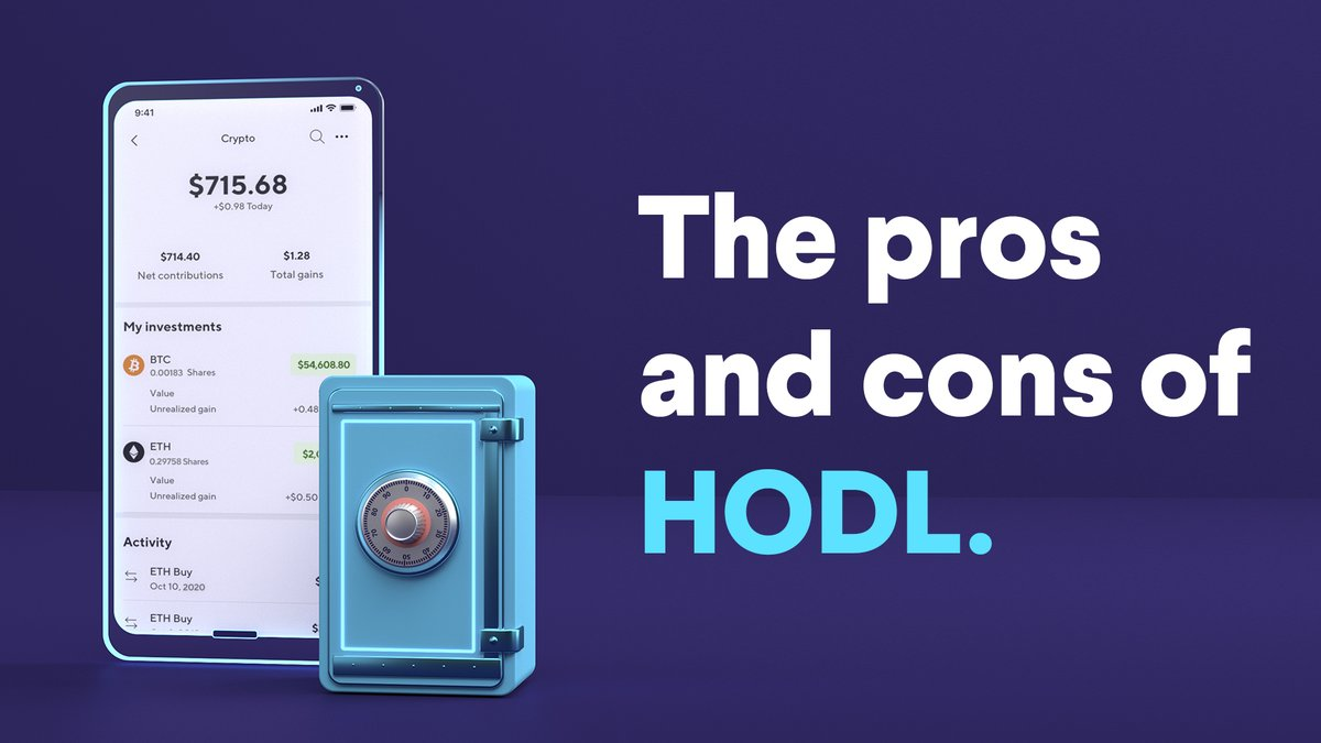 test Twitter Media - When it comes to #investing, everybody has a different strategy—one that has recently gained popularity is to Hold On for Dear Life (or #HODL). This entails not selling #cryptocurrency as the market goes up or down. Read more about this approach here: https://t.co/TToYg7mc4R https://t.co/sQS0UGzb1F