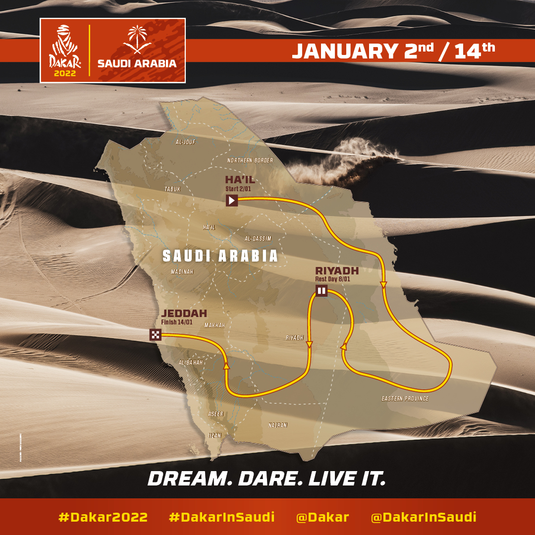 2021 43º Rallye Raid Dakar - Arabia Saudí [3-15 Enero] - Página 16 E1CH0whX0AEjuuQ?format=jpg&name=medium
