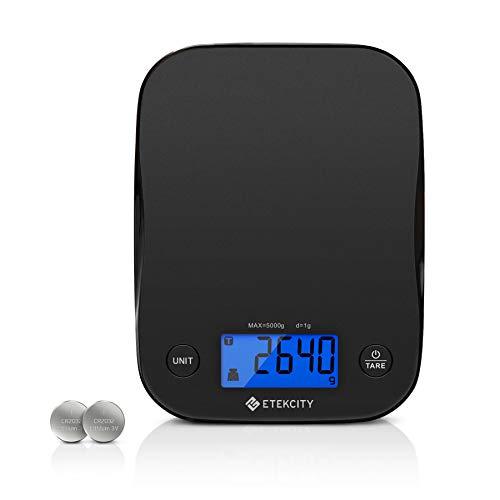 2 Save on Etekcity Food Kitchen Scale, Digital Weight Grams