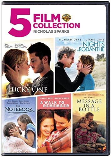 2 5FF: Nicholas Sparks (DVD)