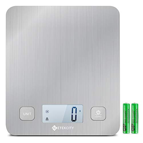 2 Save on Etekcity Food Kitchen Scale, Digital Grams and Ounces