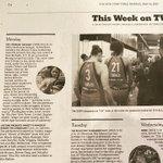 Image for the Tweet beginning: Meraaaaa! The @nytimes wants you