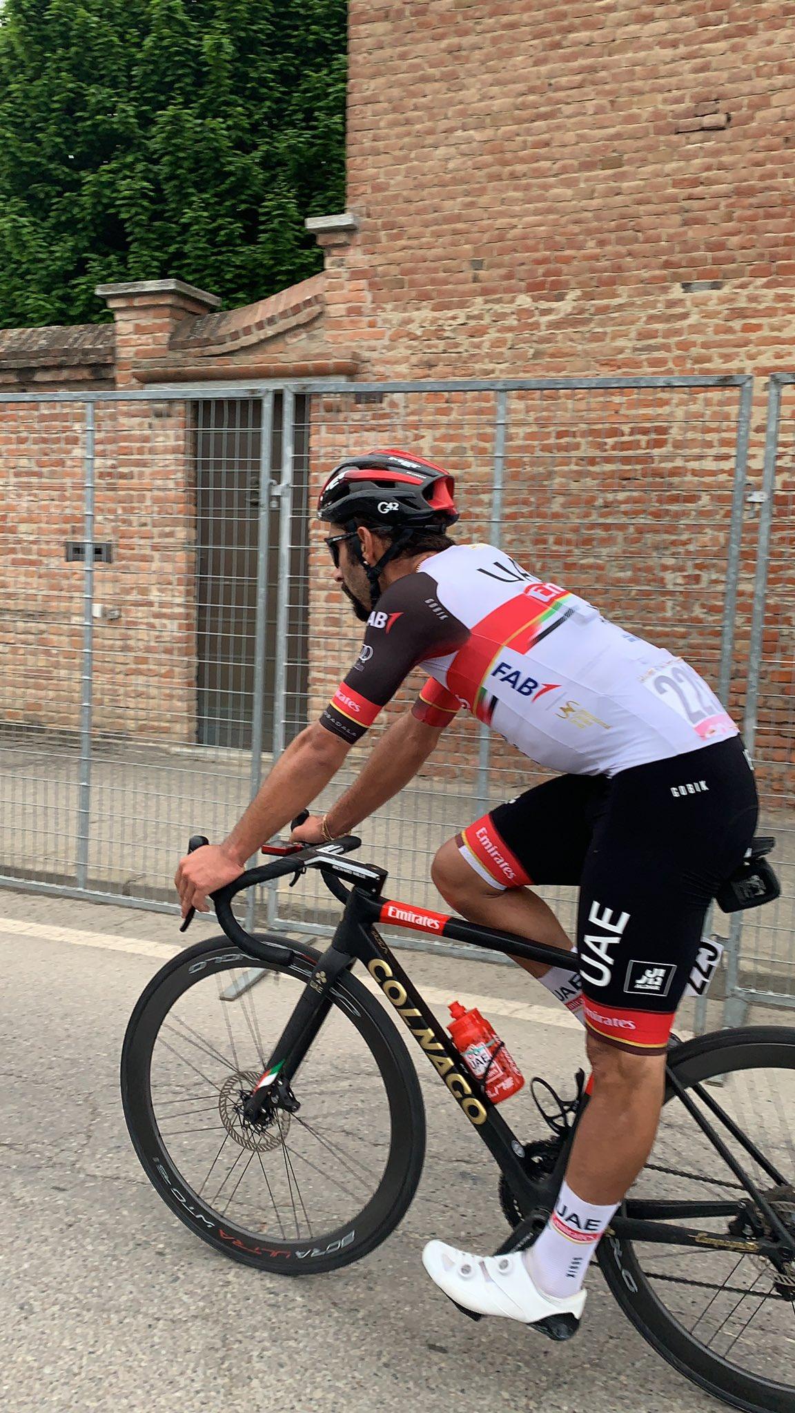 Fernando Gaviria Giro 2021