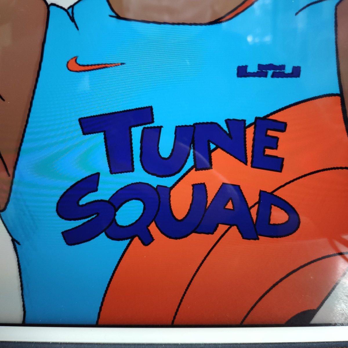 Se viene...  #TuneSquad #SpaceJam