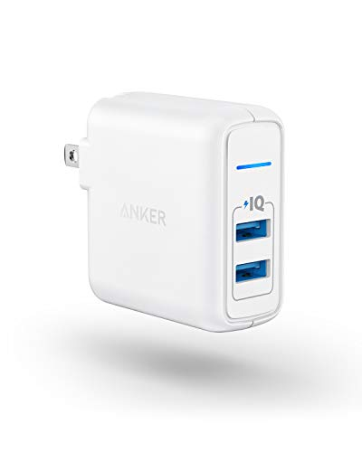 2 Anker Elite Dual Port 24W Wall Charger