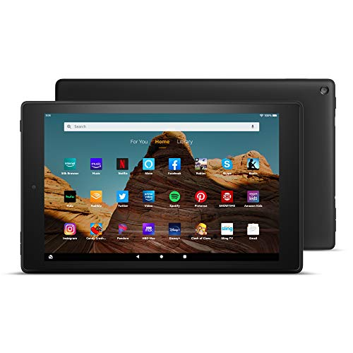 2 Save $80 on Fire HD 10 64GB (2019 Release)