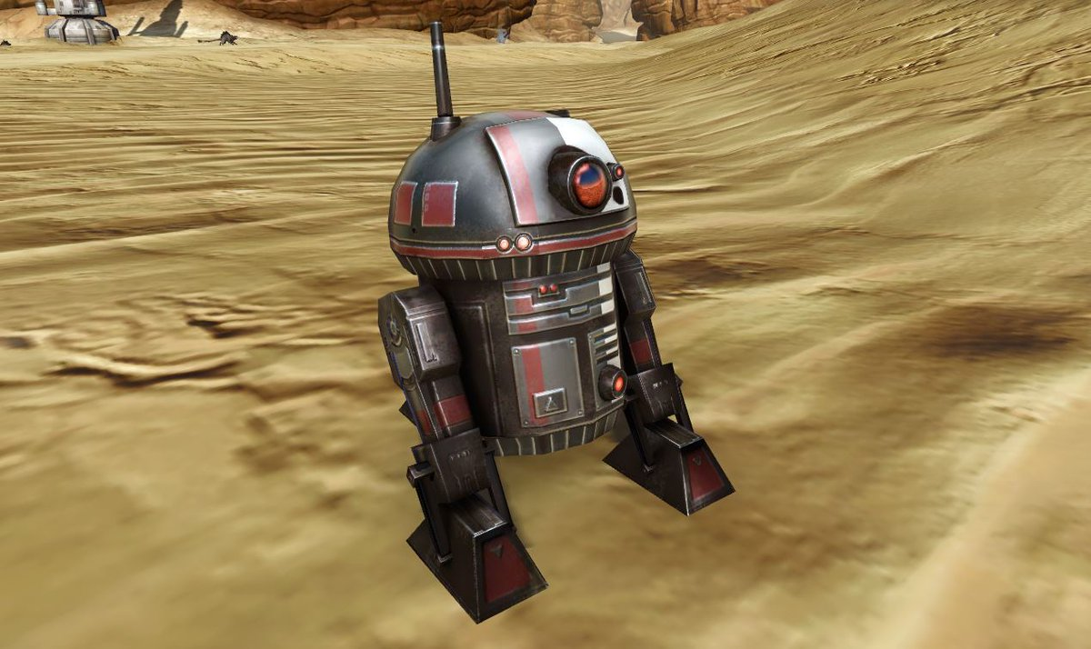 test Twitter Media - Don't forget to log in to receive the M4-Y10 Astromech Droid Mini-pet reward via your in-game mail. This promotion is ending tomorrow May, 11th at 5:00AM PDT (1200 UTC). https://t.co/RD3CLCKMu6 https://t.co/NO5JKhFBfv