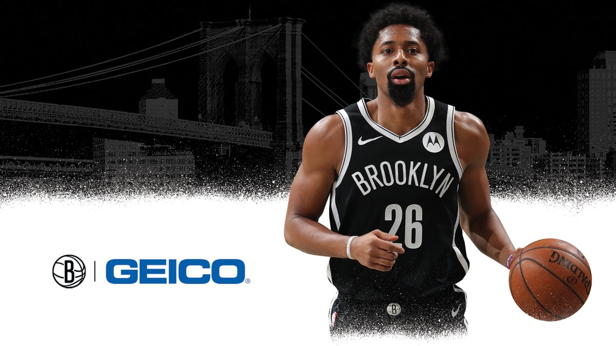 Did you know you could win a signed Spencer Dinwiddie basketball just by retweeting?  So what are you waiting for? RT for a chance to win!  📋|@GEICO https://t.co/WQjq6eHRQ1 https://t.co/i049AQh130