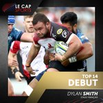 Image for the Tweet beginning: Congrats to Dylan Smith who